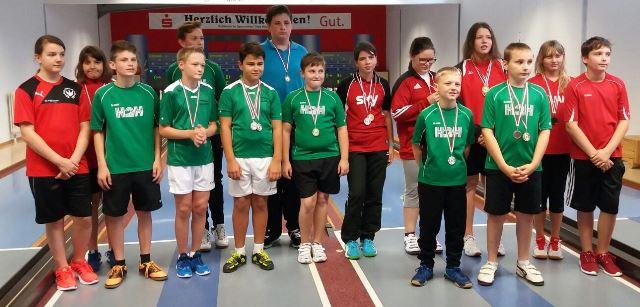 U14-Champions Weimar-Schoendorf