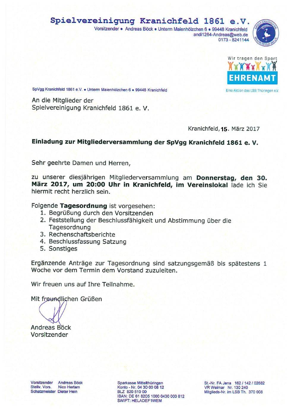 Einladung MgVersammlg